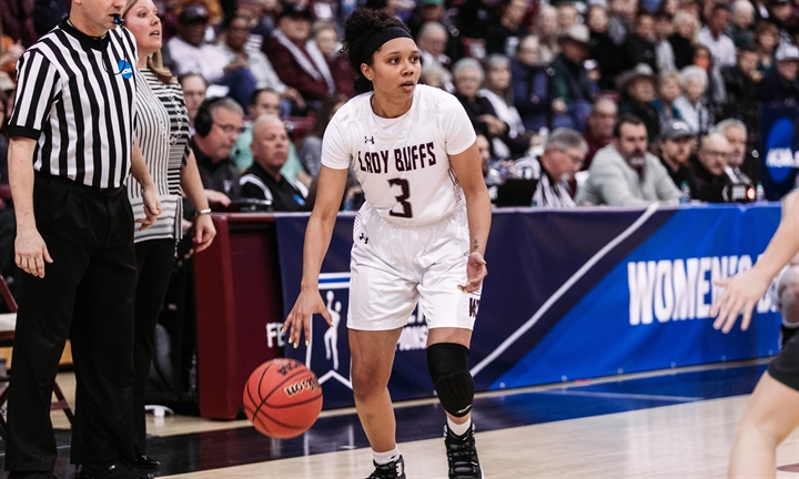 WBB NCAA DII Tournament: Hightower's free throws top Eastern New