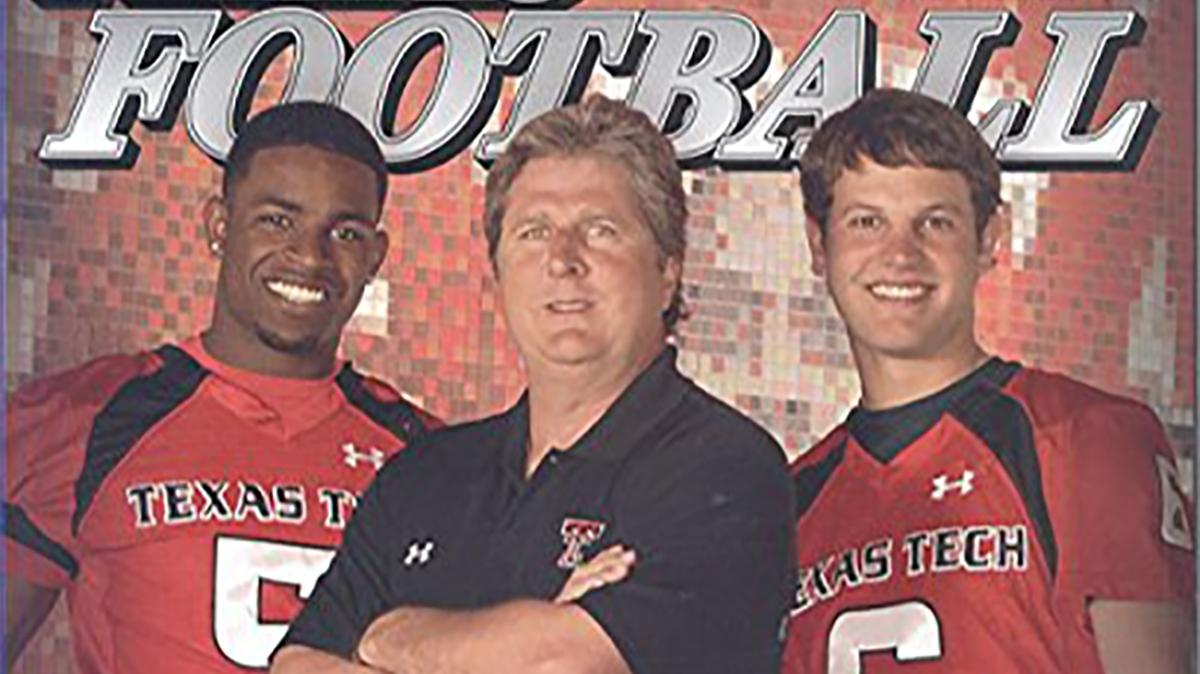 Graham Harrell, Michael Crabtree headline Texas Tech Hall of Fame ...
