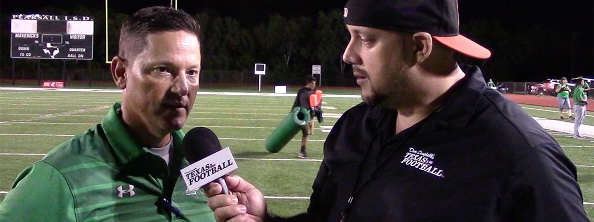 Insider Interview: Pleasanton head coach Stephen Liska