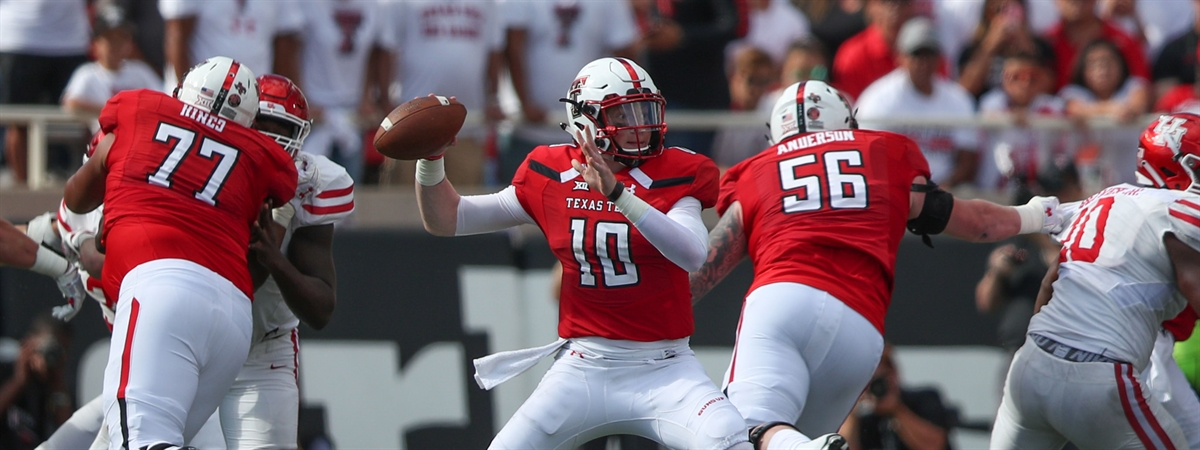 Texas Tech Adds Nonconference Matchup To Complete 2020 Schedule