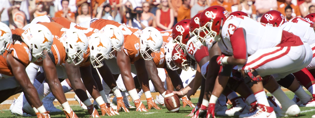 Big 12 championship game: Red River Rivalry rematch ...