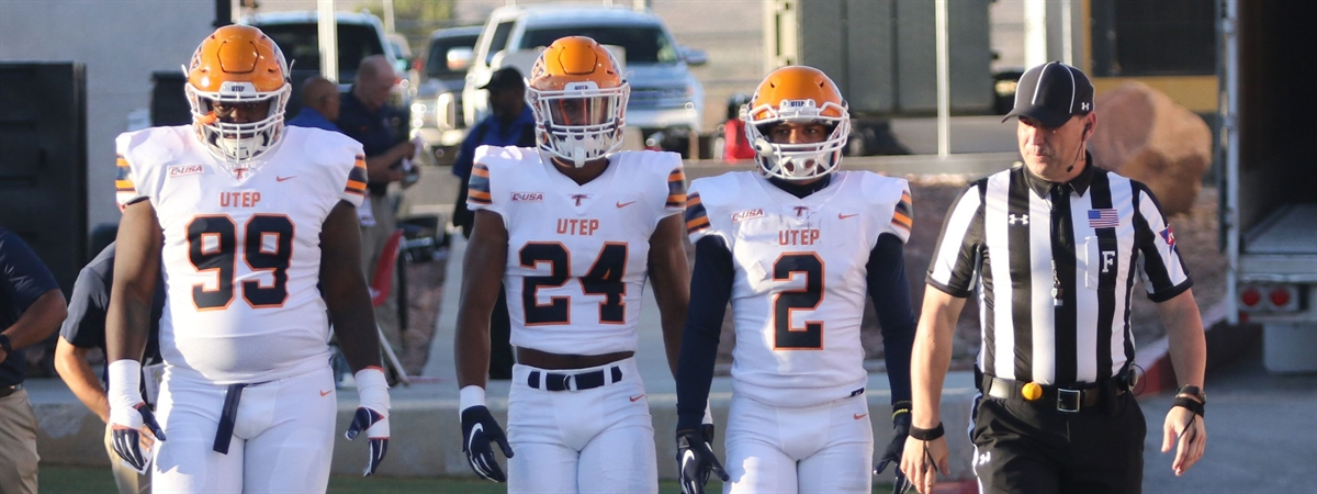 low cost 61587 dc71f UTEP football: Miners vying for first win against Rice
