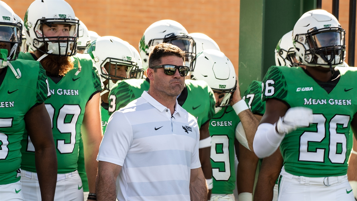 North Texas' way-too-early 2020 season prediction: Post-Fine era begins  with a bowl game