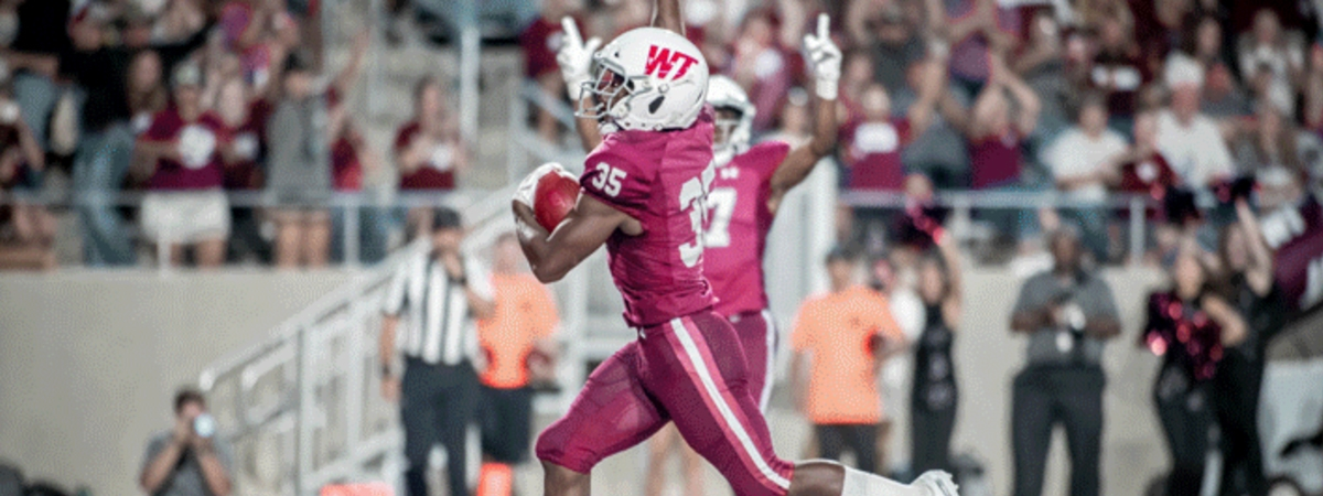 West Texas A M Opens New Stadium With 35 16 Win Over Azusa Pacific