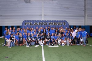 Plano West booster club