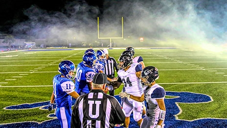Texas High School Football Record Boook